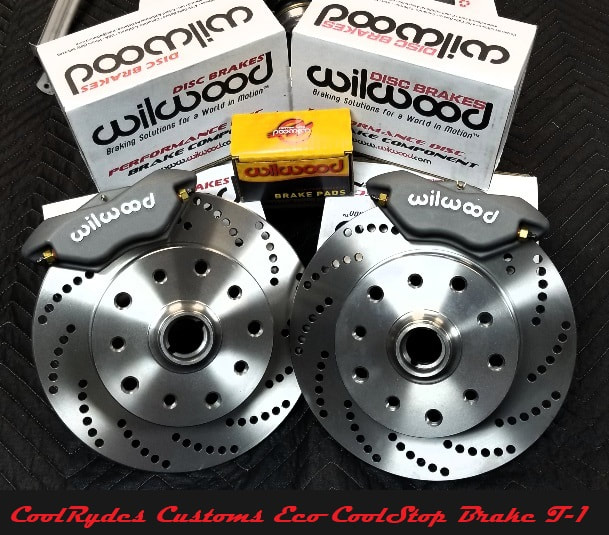 CoolStop Brakes - coolrydes customs